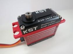 KST X20-1035 V2.0 Brushless Titan-Getriebe Heli-Servos