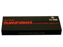Transformer HD Dioptrien-Objektivsatz von Fatshark