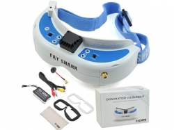 Fatshark Dominator V3 Kit FPV Videobrille