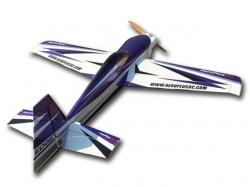 AeroPlusRC EDGE 540 V3 60CC Weiss/Violett