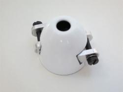 RFM CFK-Spezialspinner D28/5/0° versetzt, mit Kühlloch, in..