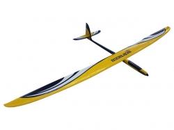 Robbe Scirocco 4.0m ARF Voll-GFK Hochleistungssegler mit 4..