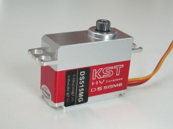 KST DS515MG HV Digital Mini Servo 15mm 6.5kg