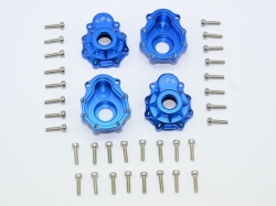 ALUMINUM OUTER PORTAL DRIVE HOUSING Blau (FRONT OR REAR)-3..