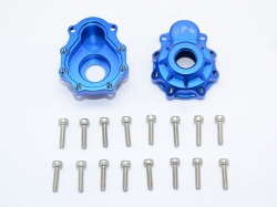 ALUMINUM OUTER PORTAL DRIVE HOUSING Blau (FRONT OR REAR)-1..