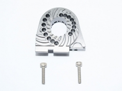 ALUMINUM DOUBLE SIDED MOTOR MOUNT PLATE WITH HEAT SINK FIN..