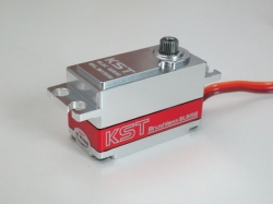 "KST BLS159 ""LowProfile"" Brushless Servo 20mm 10.0kg"