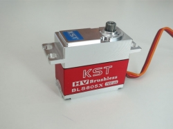 KST BLS805X HV Schmalband Brushless Servo 20mm 7.5kg