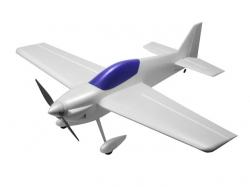 Multiplex AcroMaster Pro RR 1.1m, RC Modellflugzeug