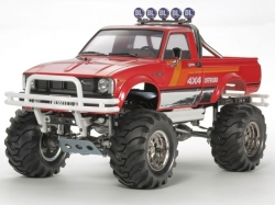 Tamiya Toyota 4x4 Pick-Up Mountain Rider 1:10 Modellauto