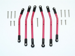 ALUMINIUM ADJUSTABLE SUSPENSION LINKS Rot -17PC SET