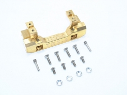 BRASS FRONT BUMPER MOUNT -15PC SET