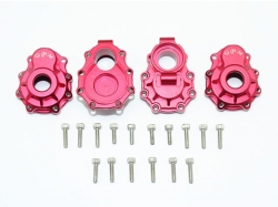 ALUMINUM REAR KNUCKLE ARMS Rot -20PC SET