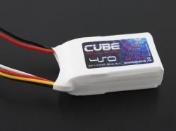 SLS X-Cube 450mAh 2S1P 7.4V 30+/60C LiPo-Akku