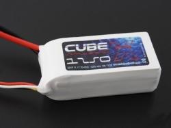 SLS X-Cube 1250mAh 2S1P 7.4V 30+/60C LiPo-Akku
