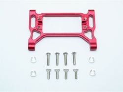 ALUMINUM FRONT SERVO MOUNT Rot -13PC SET