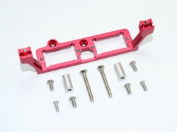 ALUMINUM F&R GEAR BOX 2-SPEED DIFF LOCK SERVO MOUNT Rot -1..