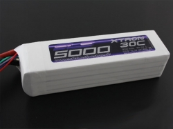 SLS Xtron 5000mAh 5S1P 18.5V 30+/60C LiPo-Akku