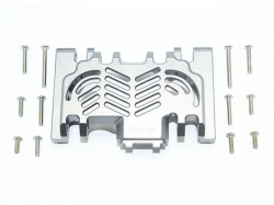 ALUMINUM LOWER GEAR COVER Grau -13PC SET
