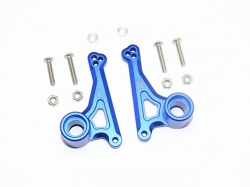 ALUMINUM FRONT ROCKER ARM SET Blau -12PC SET