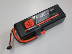 Spektrum 3200mAh 3S 11.1V 30C Smart LiPo, IC3