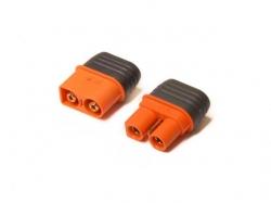 IC3 Stecker und Buchse mit Isolationsschutz 1 Paar von Spe..