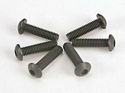 Traxxas 2578 Schrauben 3x12mm button-head machine (hex dri..