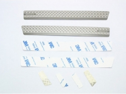 SCALE ACCESSORIES: STAINLESS STEEL SLIP PROOF TREAD FOR TR..