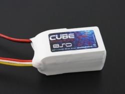 SLS X-Cube 850mAh 3S1P 11.1V 30+/60C LiPo-Akku