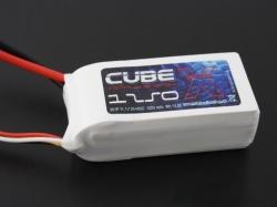 SLS X-Cube 1250mAh 3S1P 11.1V 30+/60C LiPo-Akku