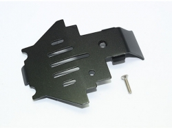 ALUMINUM CENTER GEAR BOX BOTTOM PROTECTOR MOUNT FOR TRX4 S..
