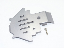 ALUMINUM CENTER GEAR BOX BOTTOM PROTECTOR MOUNT FOR TRX4 G..