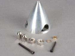 """3"""" Aluminium Spinner Cirrus von Hangar 9"""