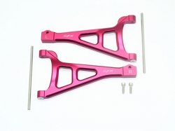 ALUMINUM FRONT UPPER SUSPENSION ARM Rot -6PC SET