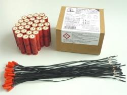 Gemischte Motoren A, B, C Team Pack 30Stk. inklusive Elekt..