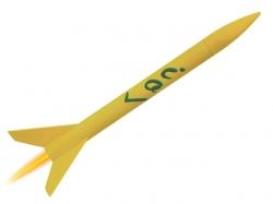 Modellrakete iO 355x26mm, 42g, 72  bis 680m Höhe