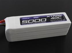 SLS Xtron 5000mAh 5S1P 18.5V 40+/80C LiPo-Akku