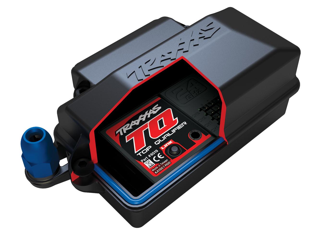 Traxxas Slash Pro 1:10 2WD ARTR Rock n'Roll Edition 2 4GHz TQ