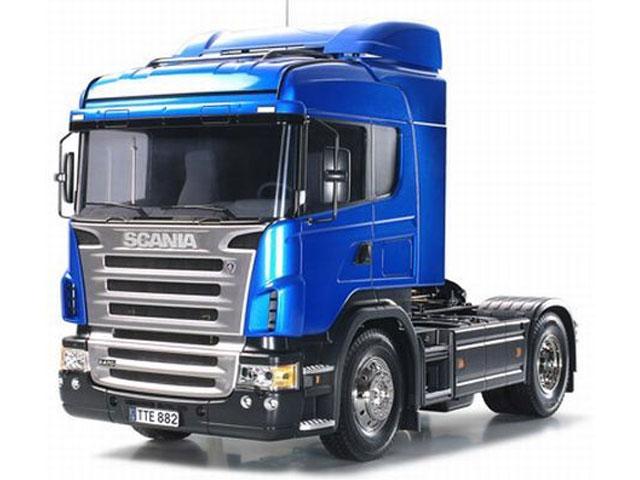 tamiya scania r470 highline rc truck 1 14 bausatz tamiya. Black Bedroom Furniture Sets. Home Design Ideas