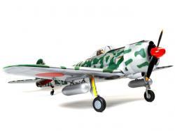 "Hangar 9 Ki-43 Oscar 50-60cc 88"" ARF"