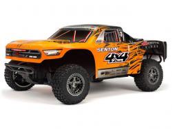 Arrma Shortcourse-Truck SENTON BLX3S 1:10 4WD EP RTR ORANGE/BLACK BRUSHLESS OHNE