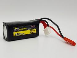RB Voltage 330mAh 3S 70C XH/BEC LiPo-Akku