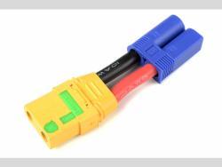 Power Adapterkabel - EC-5 Stecker <=> XT-90 AS