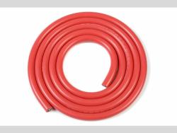 Silikon Kabel - Powerflex PRO+ - Rot - 10AWG - 2683/0.05 Stränge - AD 5.5m m - 1