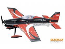 Multiplex BK Slick X360 Indoor Edition, rot Spw.930mm, RC-Modellflugzeu