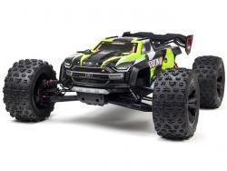 Arrma Kraton BLX8S 4WD Grün 1:5 Brushless Speed Monster Truck o. Akku/Ladegerät