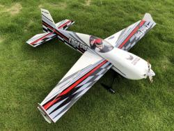 "Skywing Edge 540 61"" 1.55m Grau/Weiss/Schwarz ARF"