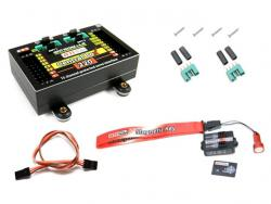 JETI Central Box CB220 + Magnetic Switch