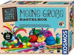 KOSMOS BASTELN Meine grosse Bastelbox 6+