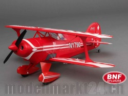 E-Flite Ultra Micro Pitts S-1S BNF Spw.434mm AS3X